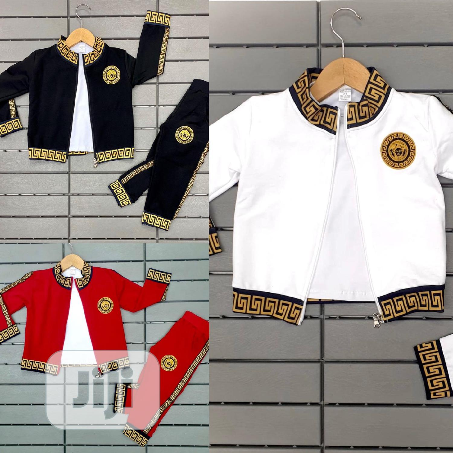 Versace Complete Sets Available   Children's Clothing for sale in Lagos Island (Eko), Lagos State, Nigeria
