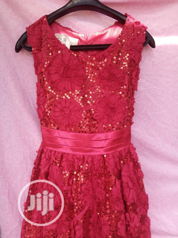 Beautiful Little Bride Gown