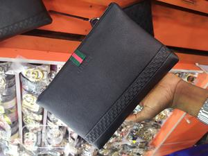 Gucci and Louis Vuitton Leather Hand Wallet for Men | Bags for sale in Lagos State, Lagos Island (Eko)