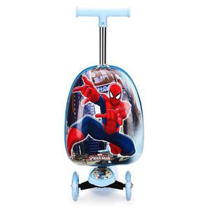 Kids Spiderman Luggage Scooter With 3 Wheels Stock   Toys for sale in Lagos State, Amuwo-Odofin
