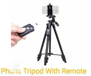 Phone Tripod With Remote Control | Accessories & Supplies for Electronics for sale in Lagos State, Ojo