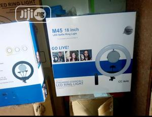 Ring Video Light   Accessories & Supplies for Electronics for sale in Lagos State, Ojo