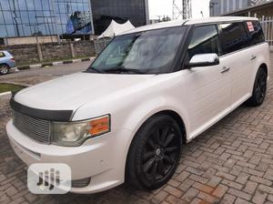 Ford Flex Limited 2011 White | Cars for sale in Lagos State, Ajah