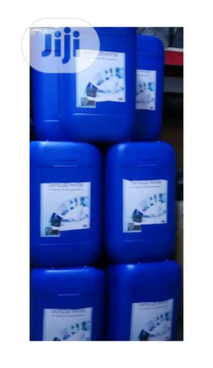 25 Litres Distilled Water For Tubular Batteries | Solar Energy for sale in Lagos State, Ojo