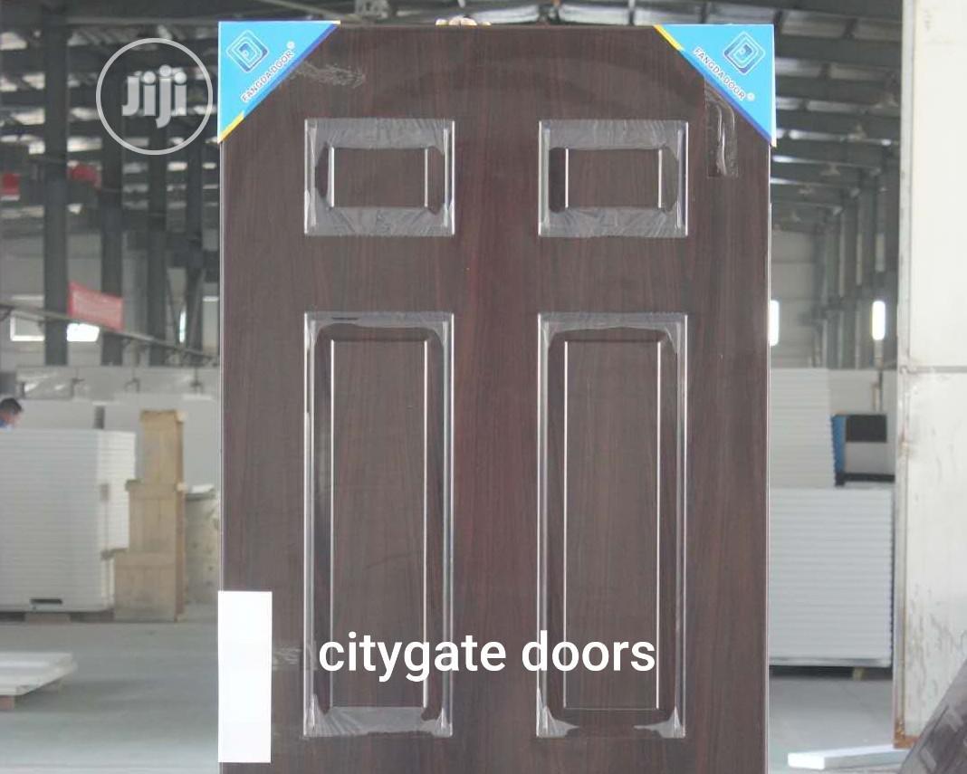 Fangda American Steel Door