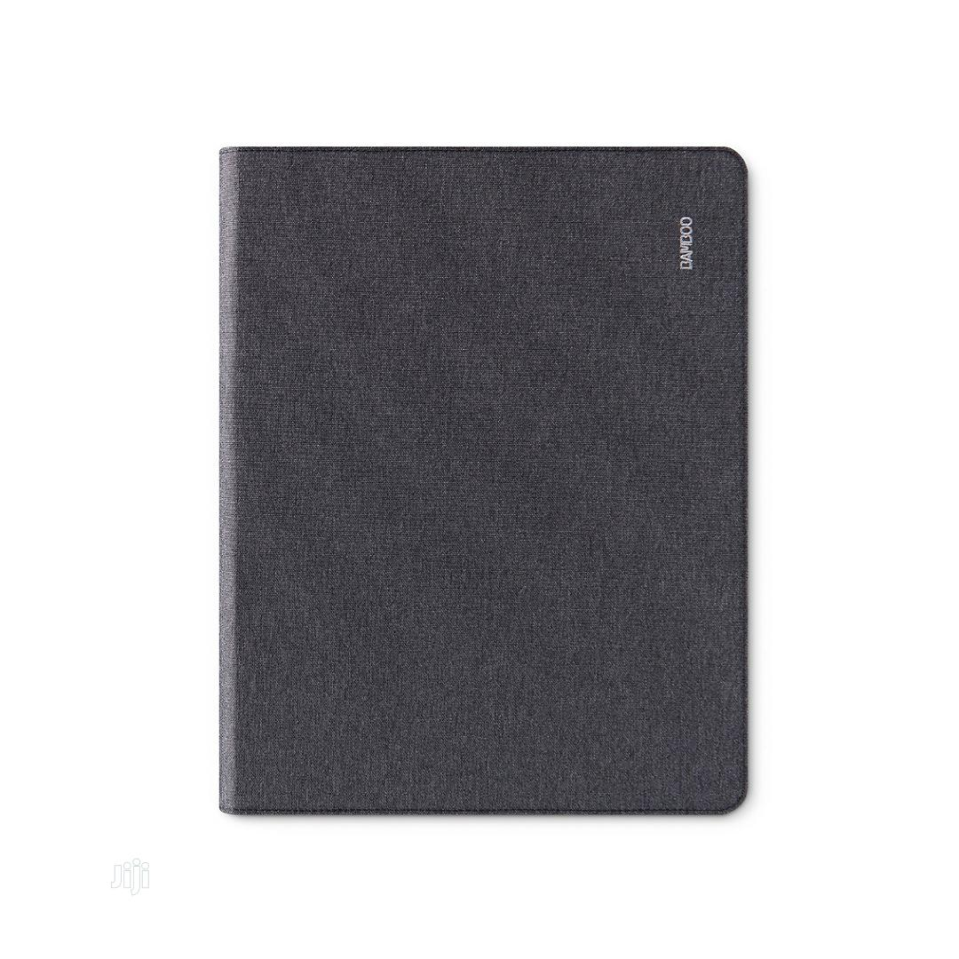 Wacom Bamboo Folio Smartpad Smart Digital Notebook (Large) | Computer Accessories  for sale in Ikeja, Lagos State, Nigeria