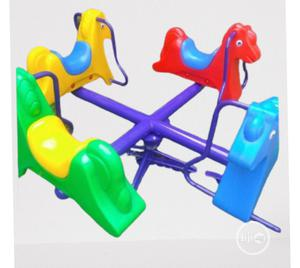 Kids 4 Seater Merry Go Round - Universal JJ29   Toys for sale in Lagos State, Alimosho