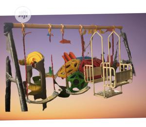 Kids 6 in 1 Swing Set - Universal D111   Toys for sale in Lagos State, Alimosho
