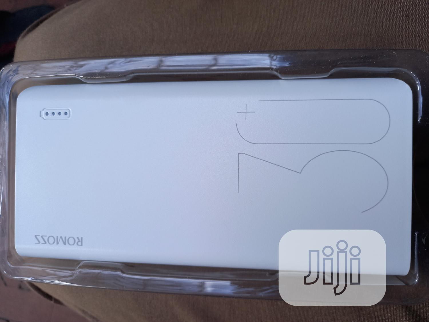Romoss 30000mah QC Type-c Power Bank   Accessories for Mobile Phones & Tablets for sale in Ikoyi, Lagos State, Nigeria