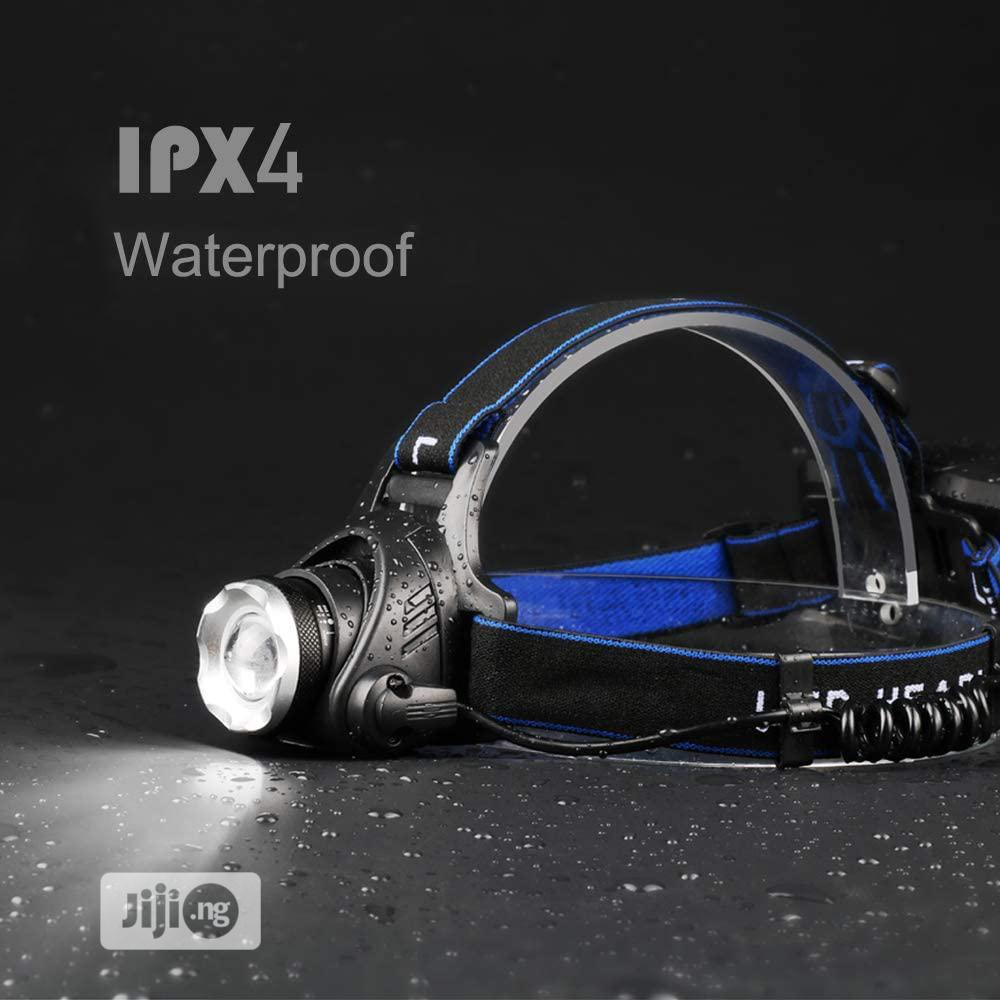 Oku Rechargeable LED Headlamp | Camping Gear for sale in Lekki, Lagos State, Nigeria