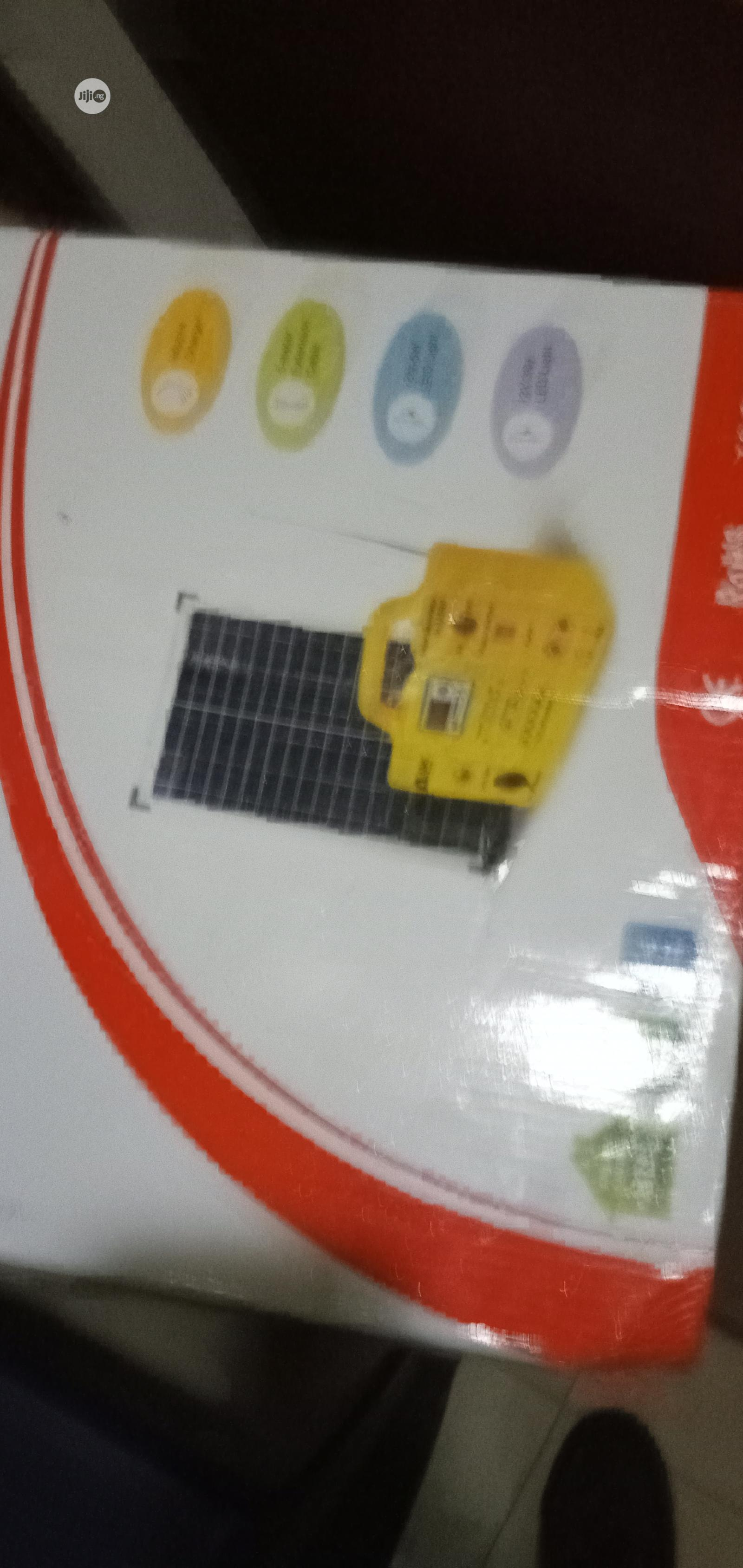 1230w Solar Gen Is Avaliable Now It Can Carry Adan Nd Laptop
