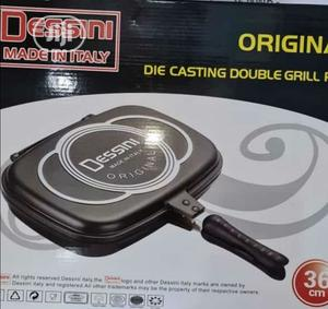 36cm Dessini Double Grill Pan | Kitchen & Dining for sale in Lagos State, Ajah
