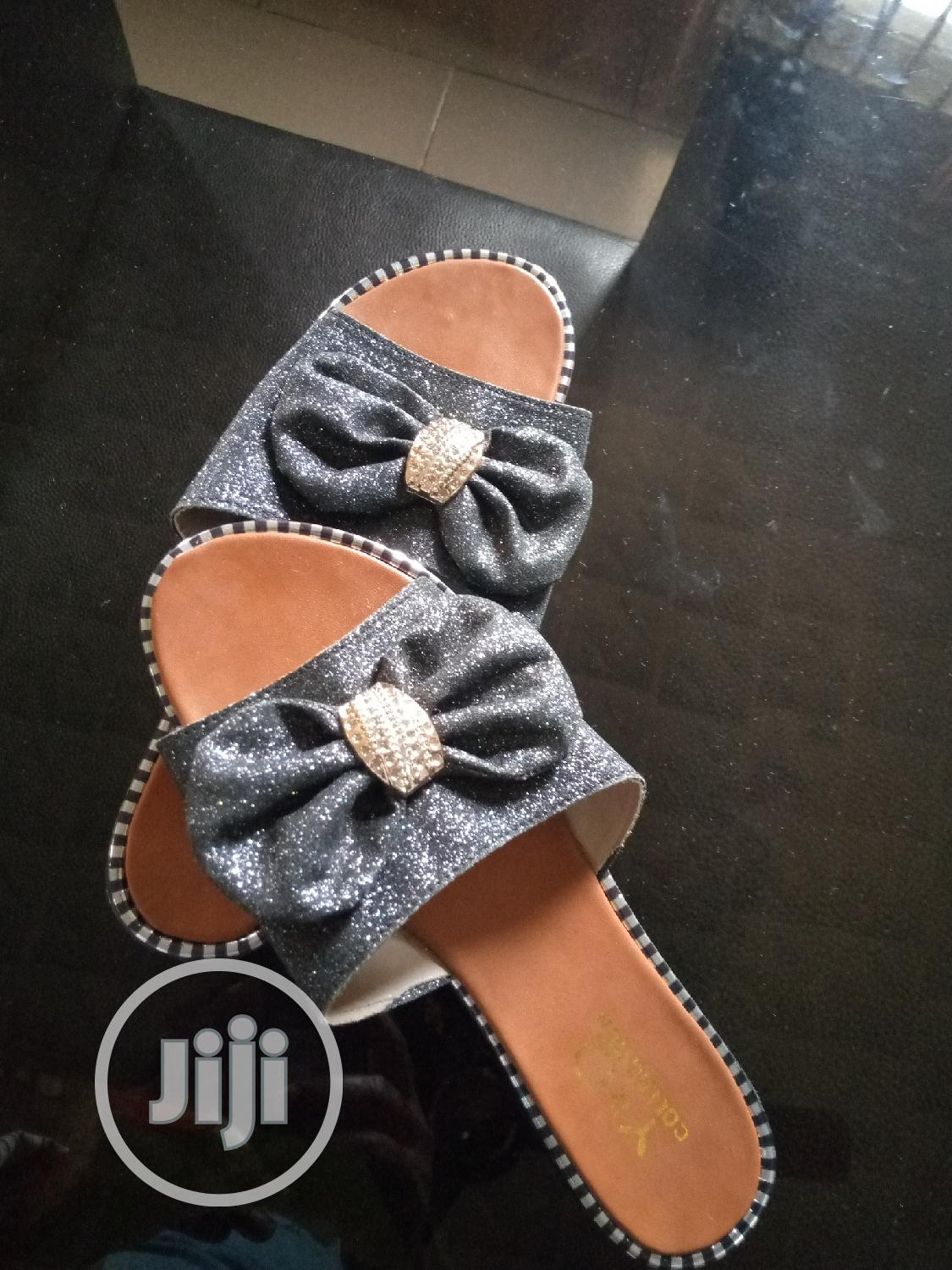 Quality Ladies Casual Slippers | Shoes for sale in Alimosho, Lagos State, Nigeria