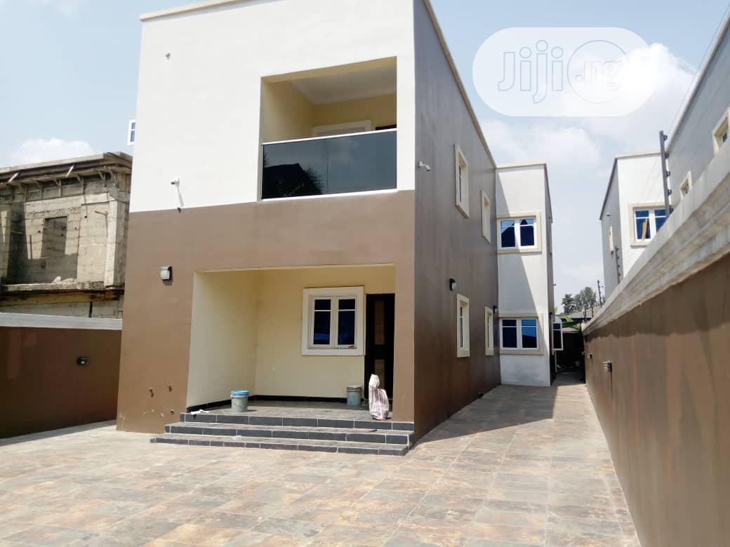 4 Bedroom Duplex For Sale In Owerri, Off Portharcout Rd Ow.