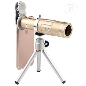 18X Optical Zoom Mobile Phone Telephoto Lens | Accessories for Mobile Phones & Tablets for sale in Lagos State, Ikeja