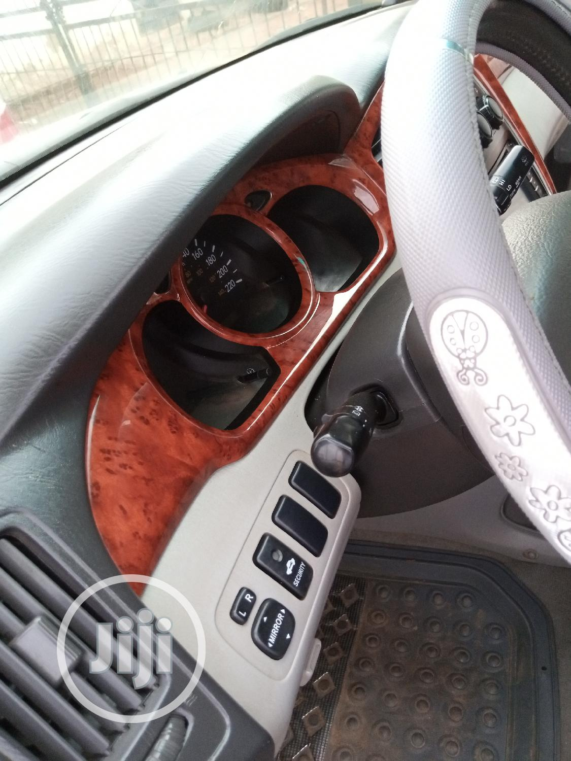 Toyota Highlander Interior Formica | Vehicle Parts & Accessories for sale in Ikeja, Lagos State, Nigeria