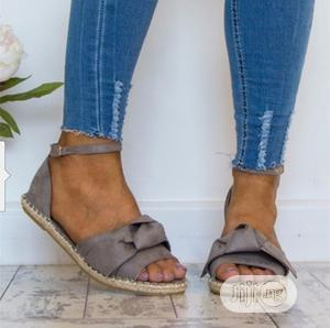Promo Price Big Bow Sandal   Shoes for sale in Lagos State, Agege
