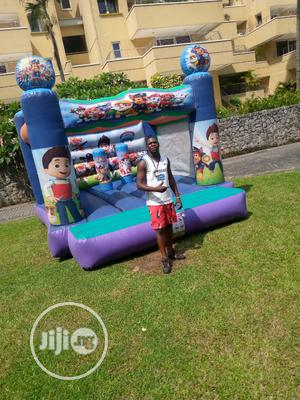 Paw Patrol Bouncing Castle 2   Party, Catering & Event Services for sale in Lagos State, Lagos Island (Eko)