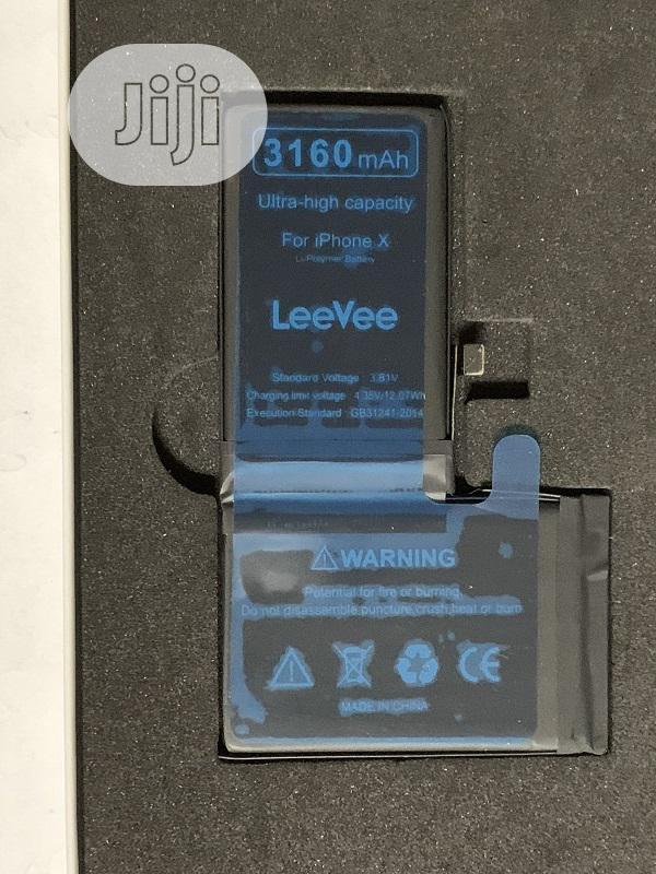 Archive: iPhone X Battery 3160 Mah Extra Capacity