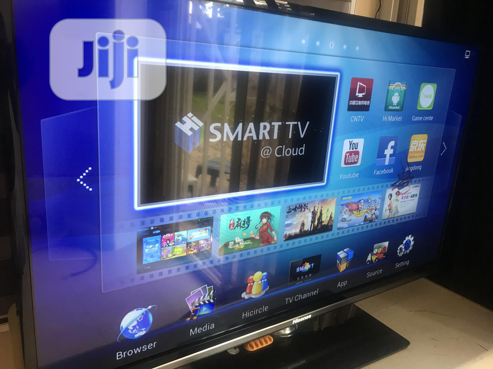 43 Inch Hisense Smart TV | TV & DVD Equipment for sale in Gwarinpa, Abuja (FCT) State, Nigeria
