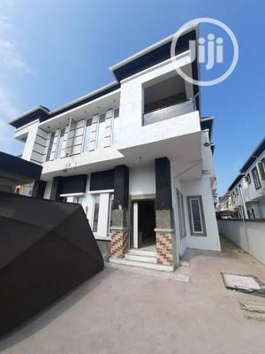 Luxury Chevron Deal 4bedroom Luxury Semi Detached Duplex | Houses & Apartments For Sale for sale in Lagos State, Lekki