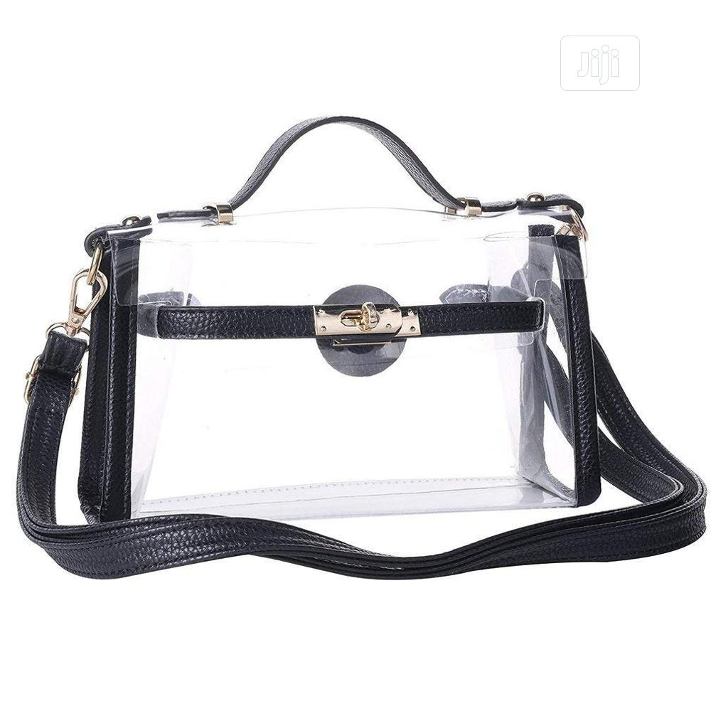 Transparent Crossbody Hand Bags