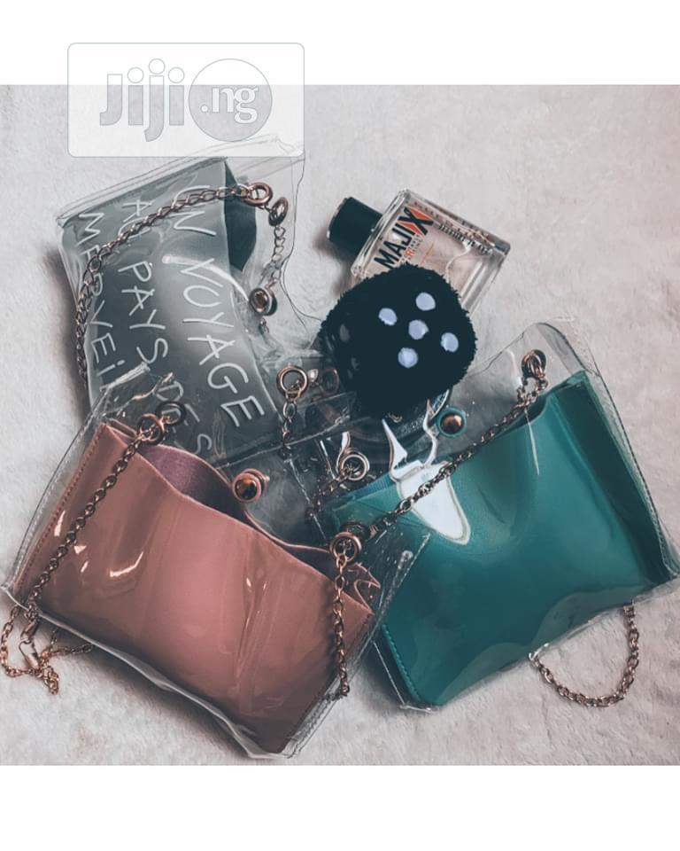 Archive: Transparent Bags
