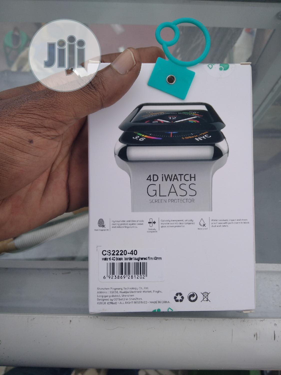 Glass Protector for Apple Wrist Watch