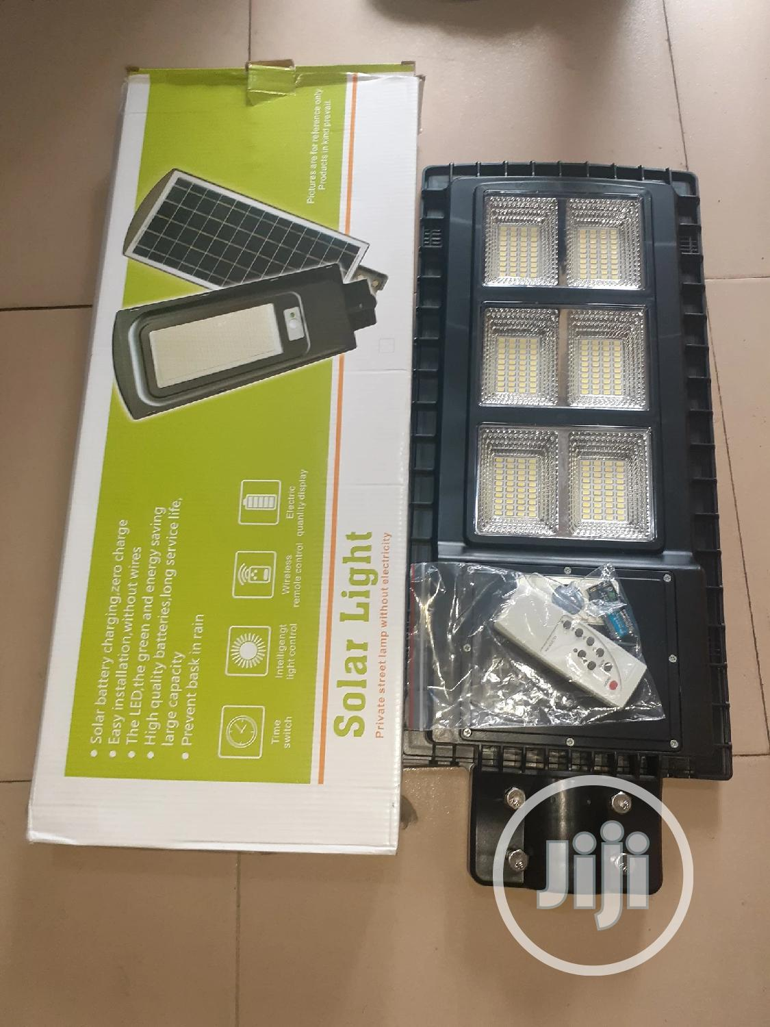 200w All in One Solar Street Lights Now