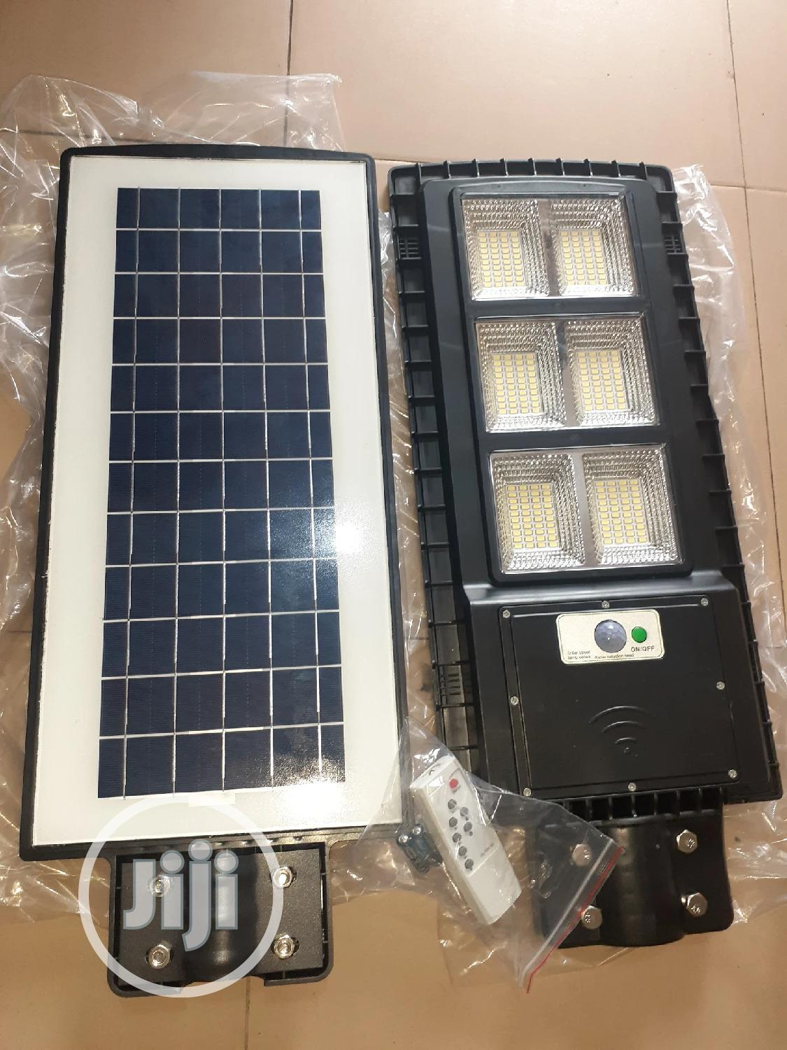 200w All in One Solar Street Lights Is Available Now