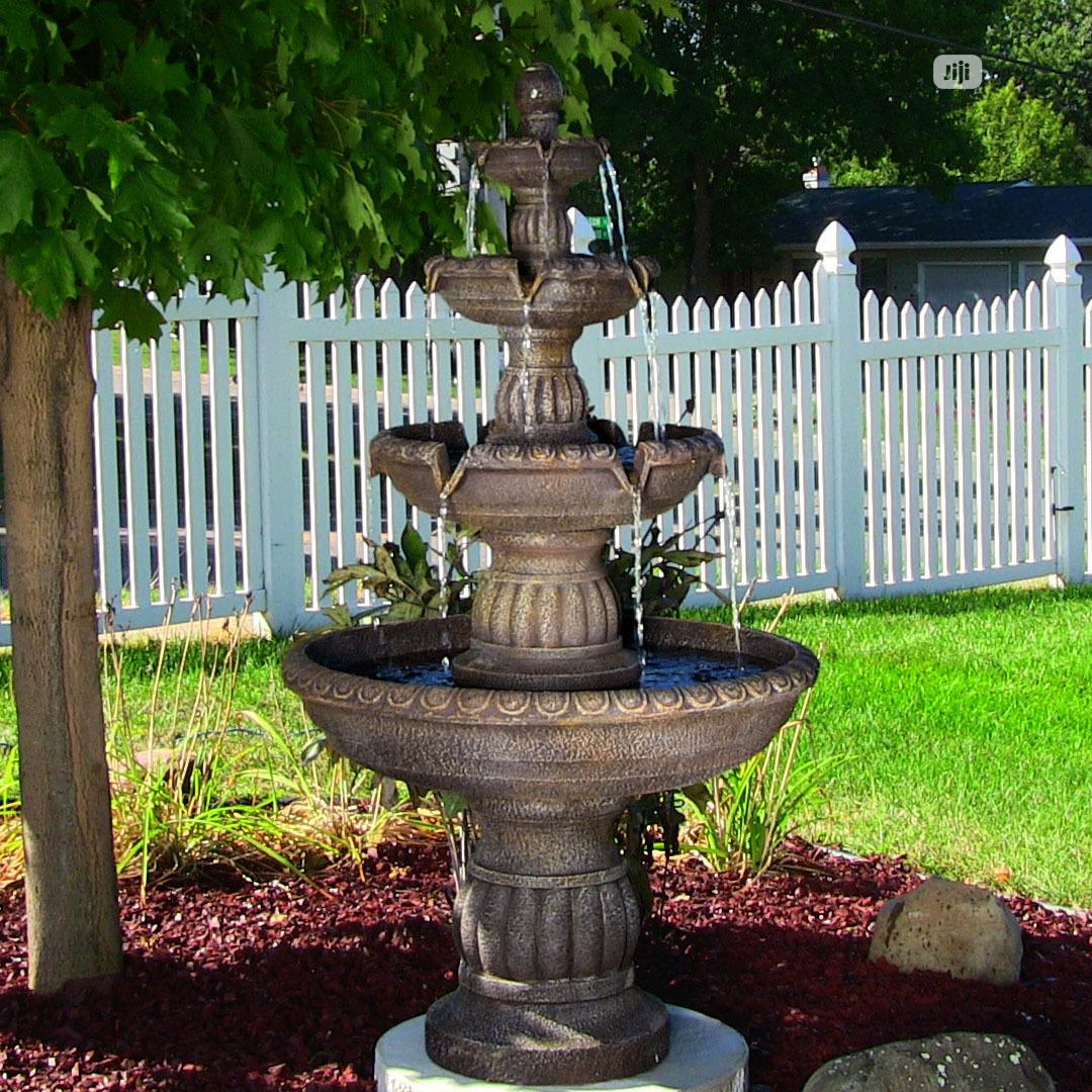 Outdoor And Indoor Water Fountains | Garden for sale in Akure, Ondo State, Nigeria