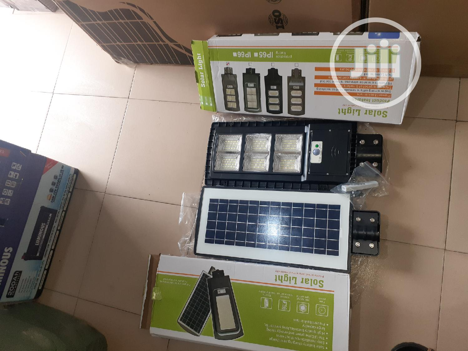 200w All in One Solar Street Lights Is Available