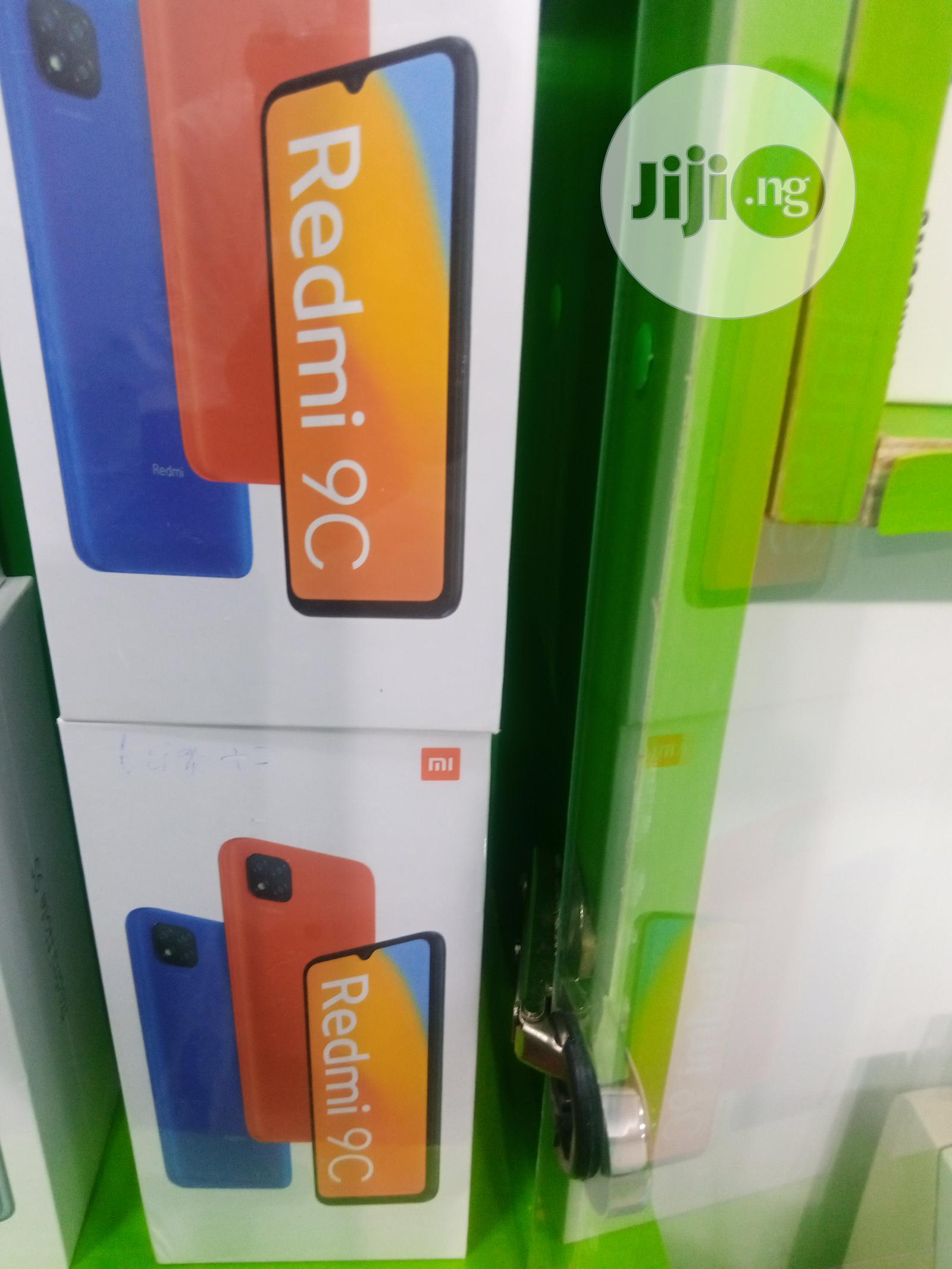 Archive: New Xiaomi Redmi 9C 64 GB Gray
