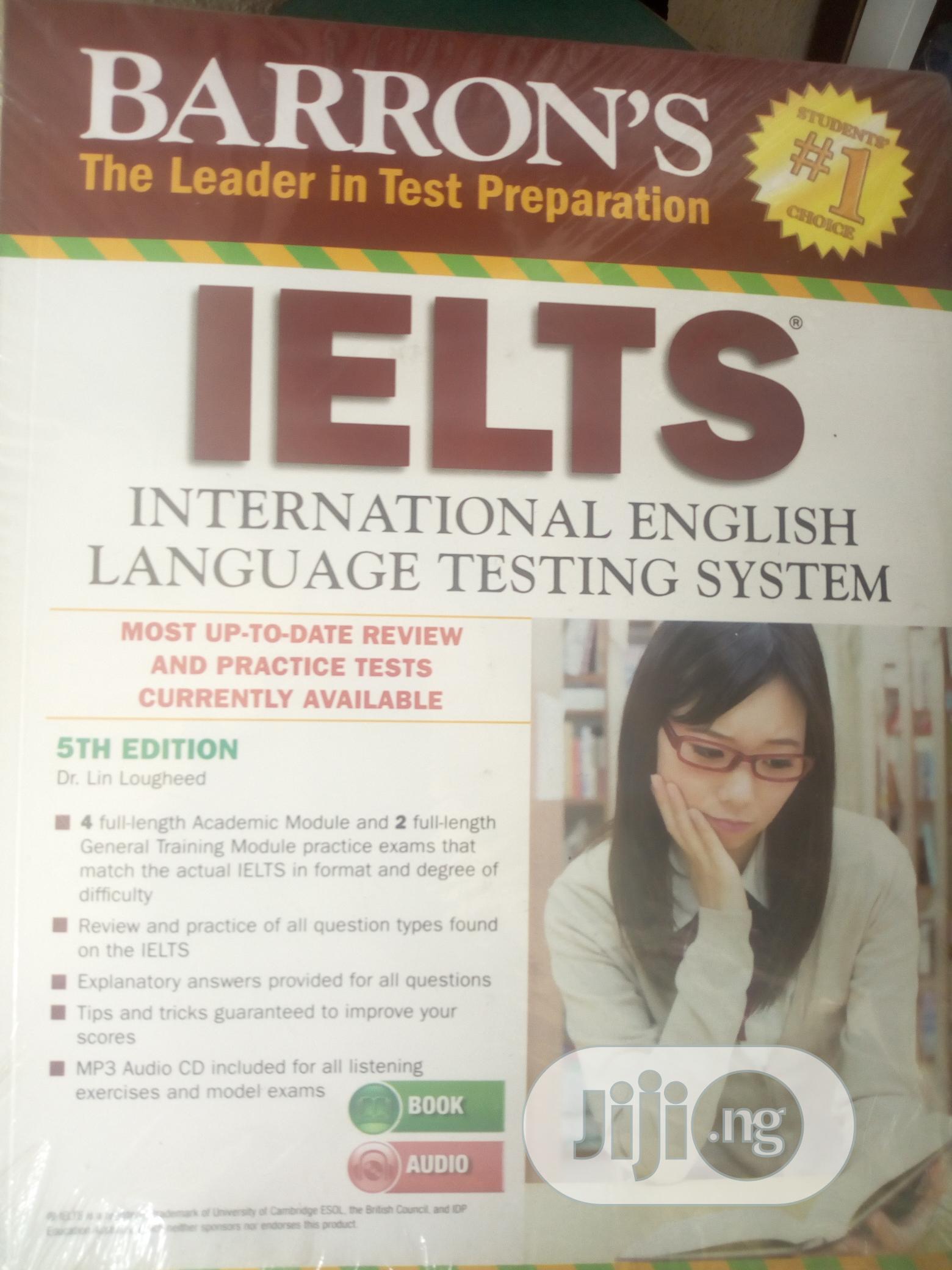 IELTS International Book