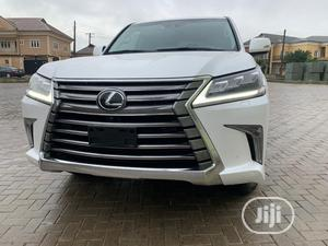 Lexus LX 570 2018 White   Cars for sale in Lagos State, Ikeja