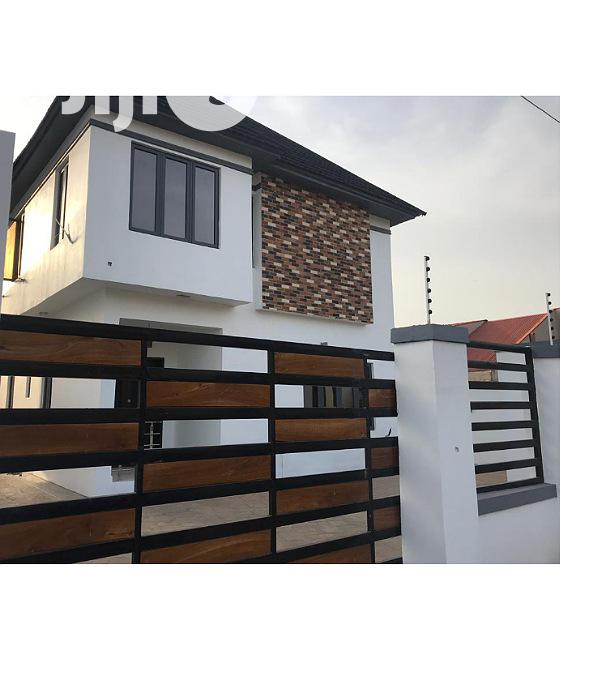 Newly Built 4 Bedroom Fully Detached Duplex For Sale | Houses & Apartments For Sale for sale in Ikeja, Lagos State, Nigeria
