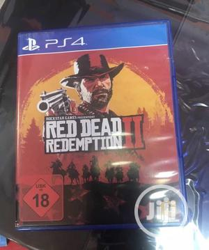 Games Red Dead Redemption 2 | Video Games for sale in Lagos State, Ikeja