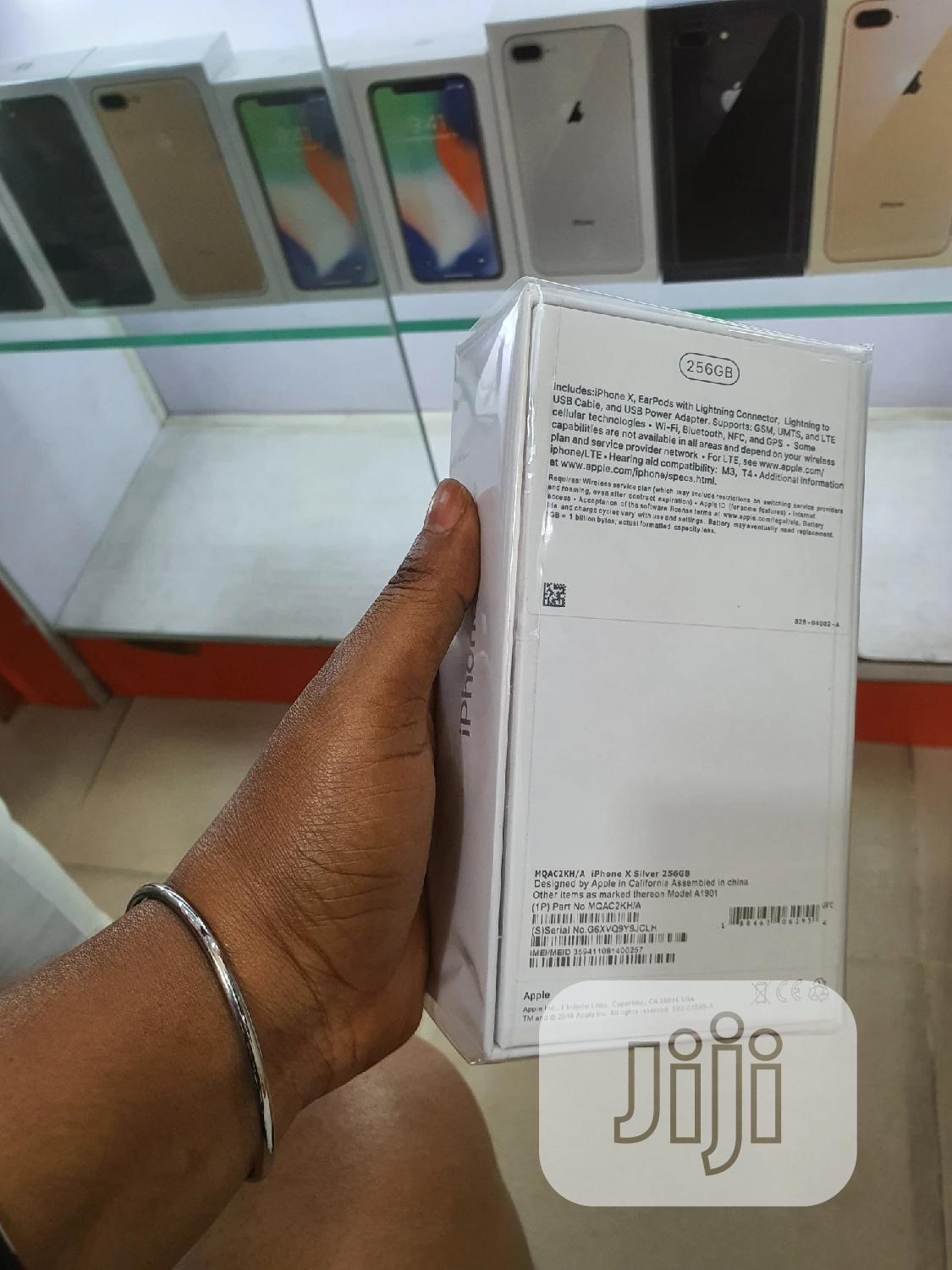 New Apple iPhone X 256 GB | Mobile Phones for sale in Ikeja, Lagos State, Nigeria