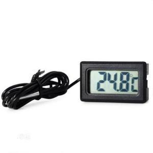 Aquarium/Fridge Digital Thermometer   Pet's Accessories for sale in Lagos State, Ojota