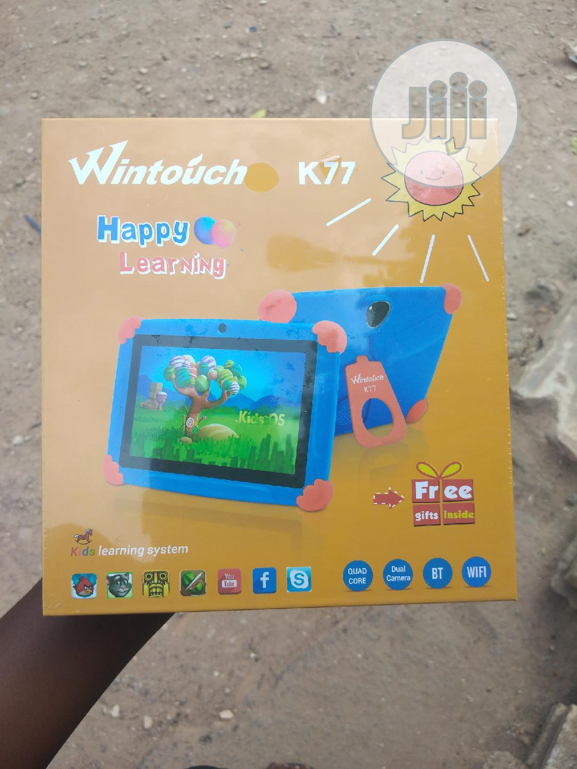 Archive: New Wintouch K77 4 GB Pink