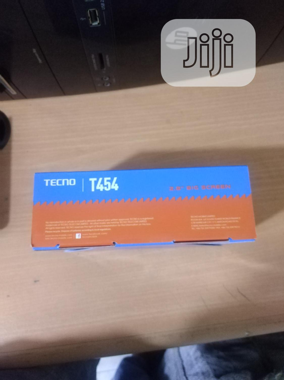 New Tecno T454 Black | Mobile Phones for sale in Ikeja, Lagos State, Nigeria