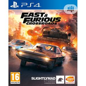 Fast Furious Crossroads PS4 Game | Video Games for sale in Lagos State, Ikeja