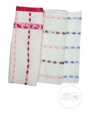 New Born Absorbent Baby Set Towel(3 in a Pack )Blue Multi | Baby & Child Care for sale in Lagos State, Ojota