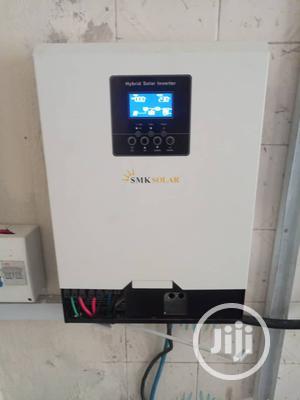 5kva Pure Sine Wave Hybrid Inverter 80amp Mppt Solar Charge | Solar Energy for sale in Lagos State, Ikeja