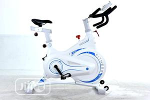 Fitness Spinning Bike | Sports Equipment for sale in Lagos State, Surulere