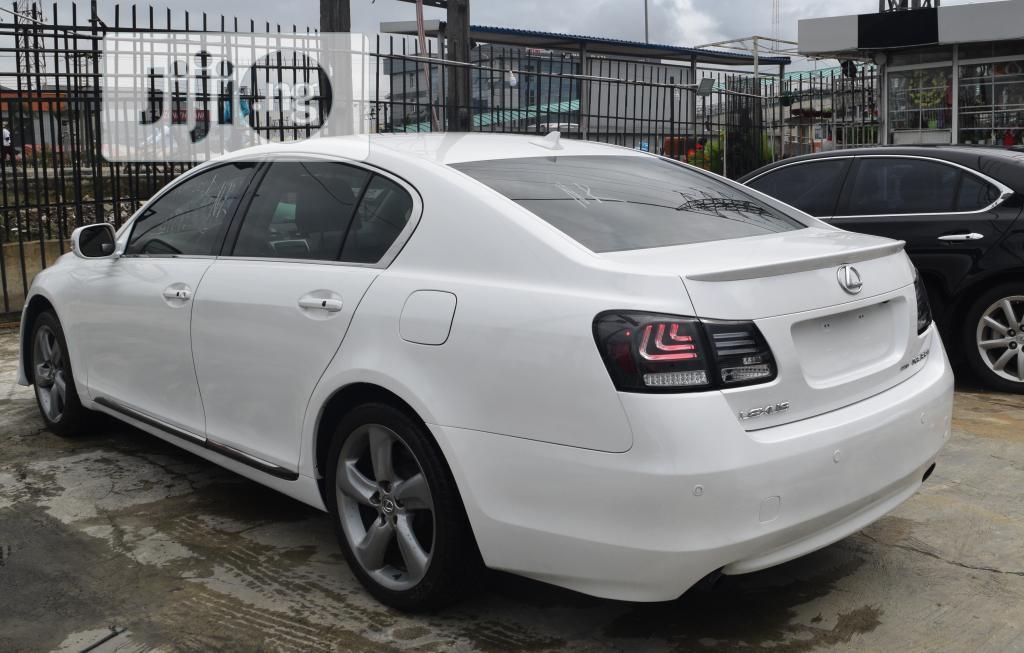 Lexus GS 2008 350 AWD White | Cars for sale in Lekki, Lagos State, Nigeria
