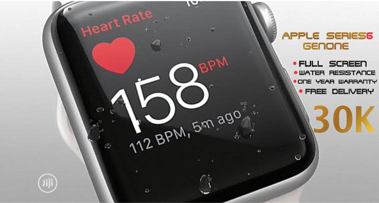 Smart Watch Water Resistant