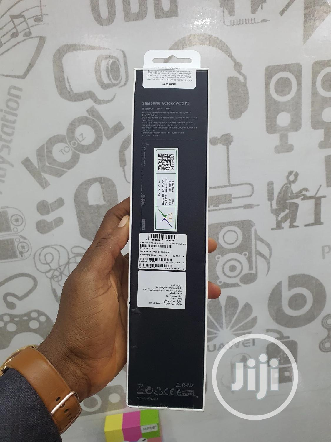 Samsung Galaxy Watch 3 45mm | Smart Watches & Trackers for sale in Wuse 2, Abuja (FCT) State, Nigeria