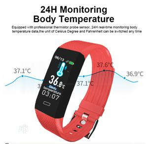 Smart Health Bracelet(Body Temperature) | Smart Watches & Trackers for sale in Lagos State, Ikorodu