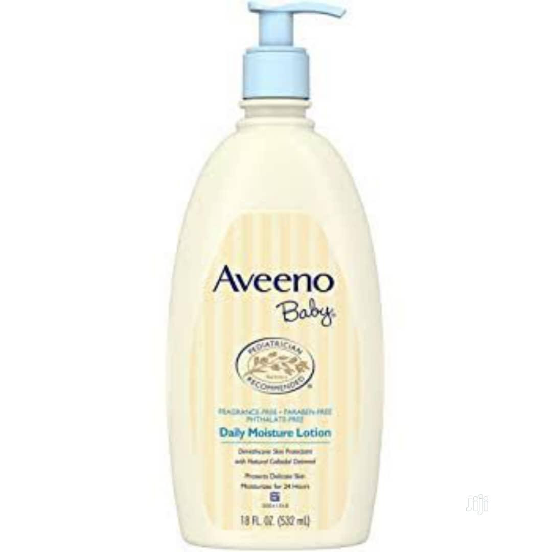 Aveeno Baby Lotion/Bath | Baby & Child Care for sale in Lagos Island (Eko), Lagos State, Nigeria